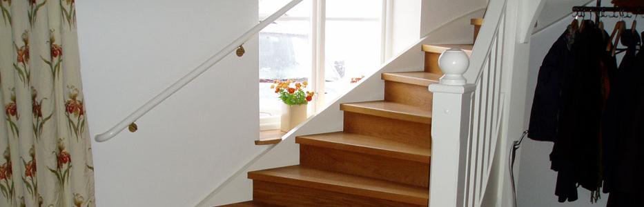 trappor och inomhustrappor